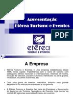 APRESENTAÇÃO ETEREA - ATUALIZADA EVENTPOOL