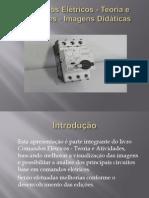 Comandos Elétricos Teoria e Atividades - Imagens Didáticas