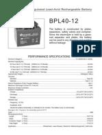 BPL40-12-B2- TP4830