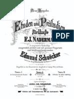 Studi e Preludi Per Arpa, Nadermann-Schuecker