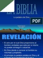 Presentación de la Biblia
