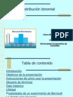 La Distribucion Binomial