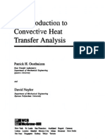Convective Heat Transfer Analysis