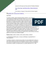 Aproximación al Conocimiento de la Recuperación Funcional de la Tendinitis Rotuliana