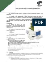 Arquitectura de un Sistema Informático (3º ESO)