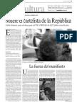 Carles Fontserè, Muere El Cartelista de La República