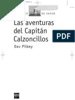 El Capitan Calzoncillo