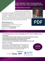 Doxa Dental - Lou Graham Woodland Hills Seminar