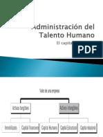 Administración del Talento Humano Sesión 02