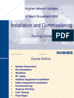 Installation Commissioning