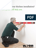 Wren Kitchen Installation Guide