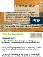 Analisis Geoestadistico