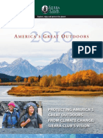 Protecting America's Great Outdoors from Climate Change