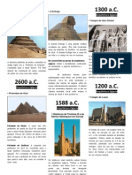 Arquitetura Egipcia