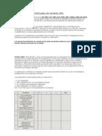 Consultoría en Certificados de Gestión ISO