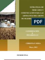 Comunicacion y Mercadeo Artesanias Sani Isla Ecuador, Napo,