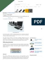 O que é TCP_IP_