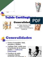 TEMA Nº 04 - Tejido Conectivo Especializado - Tejido Cartila