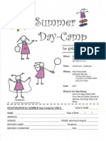 Summer Girls' Camp 2012