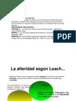 T Antropologica - Raza-etnocentrismo-racismo Leach [Modo de Compatibilidad]