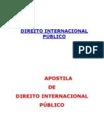 DIREITO INTERNACIONAL PÚBLICO apost.
