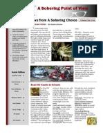 May Newsletter v 1 Issue 1