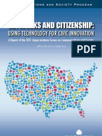 Networks and Citizenship