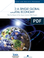 Toward a Single, Global Digital Economy