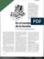 Caso:En El Nombre de La Familia