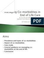 Managing Co-Morbidities in End of Life Care_Dr Lim Zee Nee Revised
