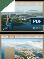 SCENA LAGUNA | Lançamentos de Apartamentos de 4 quartos e 3 suites na Barra