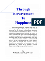 THROUGH BEREAVEMENT TO HAPPINESS