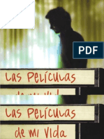 Las películas de mi vida - Alberto Fuguet. (2003)