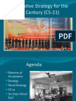 CS-21 for NWC Fleet Seminar
