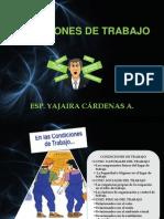 Cond. de Trabajo