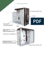 Estructura de La Caja de Un PC