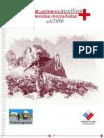 Manual de primeros auxilios para senderistas y montañistas en Chile.