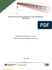 Normativa Educacion Superior a Distancia Mayo 2009