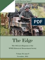 WWII Historical Reenactment Society ~ Nov 2011