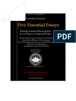 Five Essential Essays