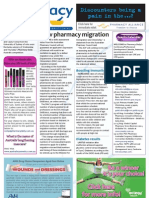 Pharmacy Daily for Fri 15 Jun 2012 - New pharmacy migration, Whooping cough, Professional service, Grants and much more...
