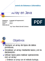 Array en Java