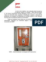 Laudo Tecnico Eletrico GEAP 2008