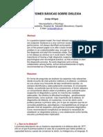 15 Cuestiones Bc3a1sicas Sobre Dislexia Josep Artigas