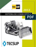 Informe de Combustible Motor 3208