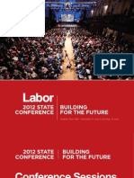 2012 State Conference Booklet
