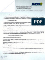 Acta Condorito 13-5-2012