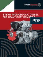 Steyr engines