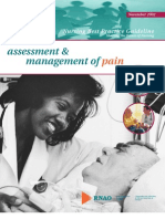 Assessment and Management of Pain