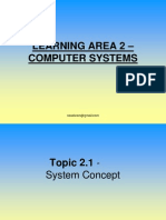 LA2 Computer System Powerpoint